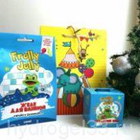 подарочный набор игрушек для купания