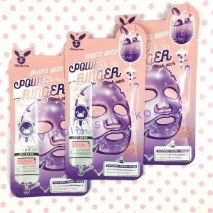 Elizavecca Fruits Deep Power Ringer Mask Pack