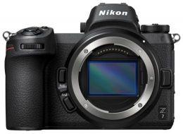 Фотоаппарат со сменной оптикой Nikon Z 7 Body