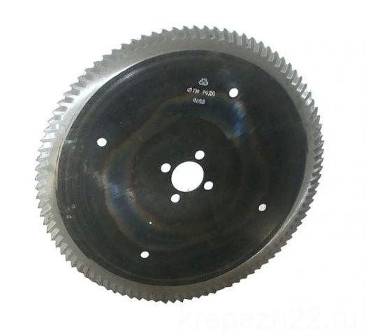 Пила дисковая сегментная 710мм х4, Z=96 Р 6АМ5 ГОСТ4047-82