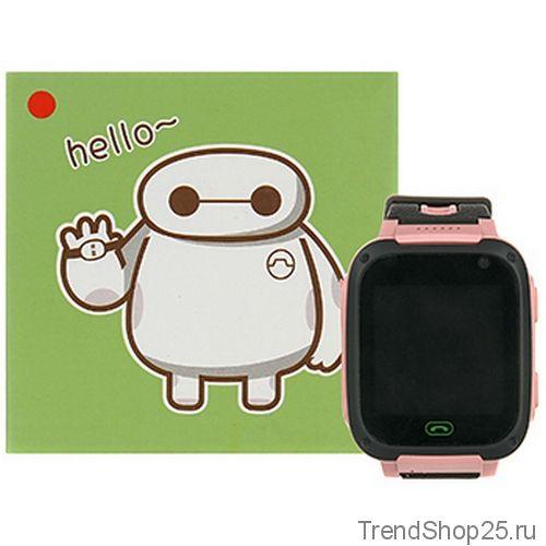 Детские часы Smart Baby Watch S4
