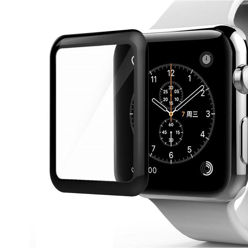Защитное стекло 3D Apple Watch 42/44 mm