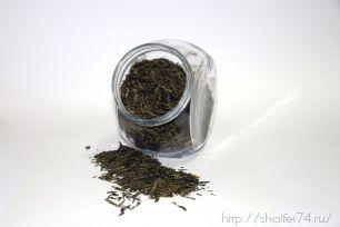 Чай зеленый Сенча 100 гр.