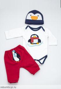 """Комплект одежды """"Пингвин"""""""