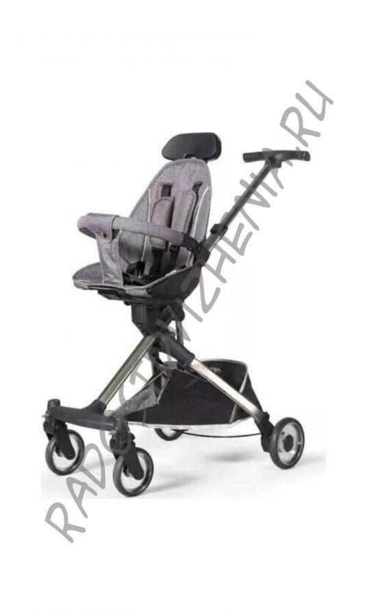 Многофункциональная детская складная коляска .