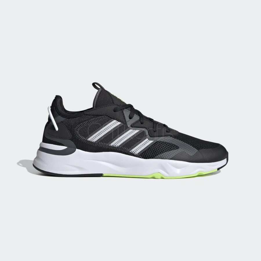 ADIDAS FUTURE FLOW black green