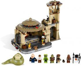 9516 Лего Дворец Джаббы Хатт