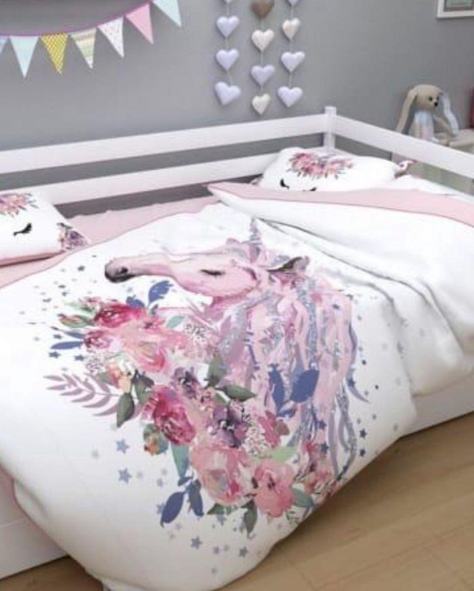 ребёнку мягкое постельное белье