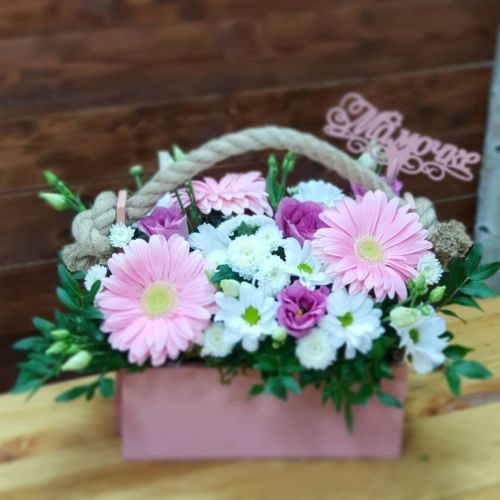 "Ящик цветов ""Розанда"""
