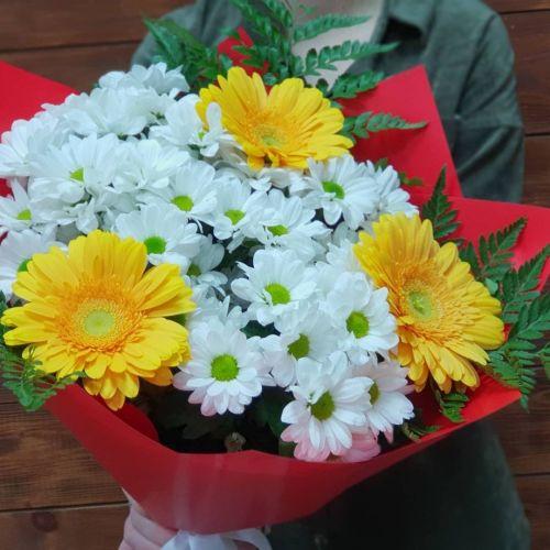 """Букет цветов """"Летний день"""""""