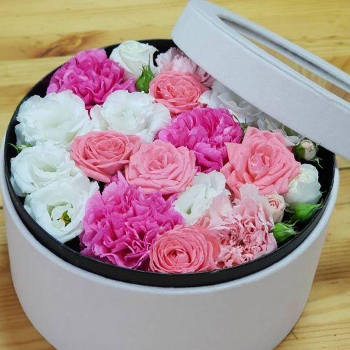 "Коробка цветов ""Страна цветов"""