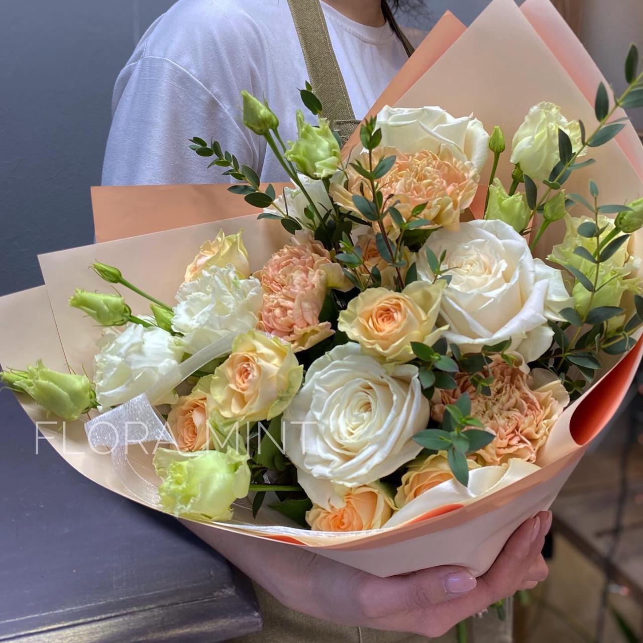Букет цветов Весеннее чувство