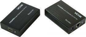 Удлинитель HDMI по «витой паре» VCOM DD471