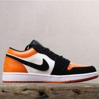 AIR JORDAN 1 LOW Orange Black