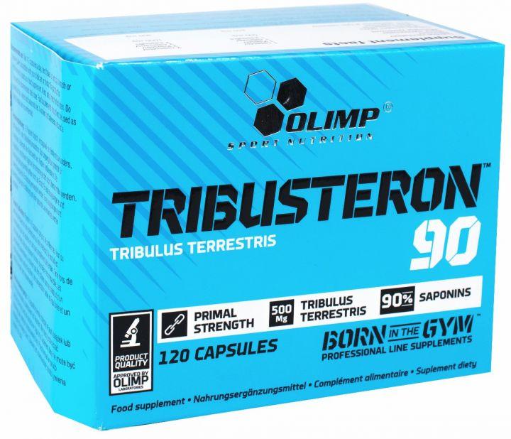 Olimp Tribusteron 90 (Tribulus terrestris) 120 капсул