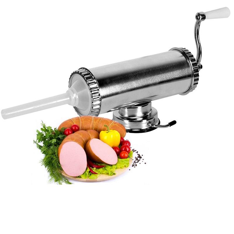 Шприц колбасный горизонтальный 1 кг Master Feng