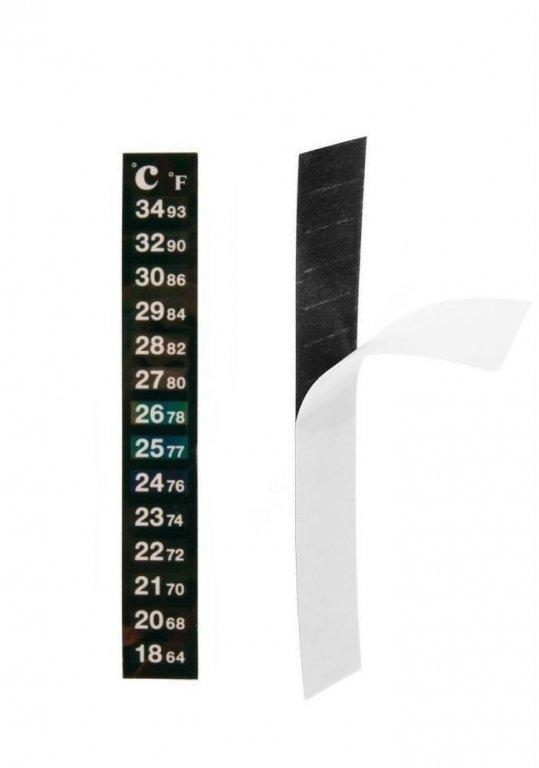Термометр самоклеющийся ж/к Китай