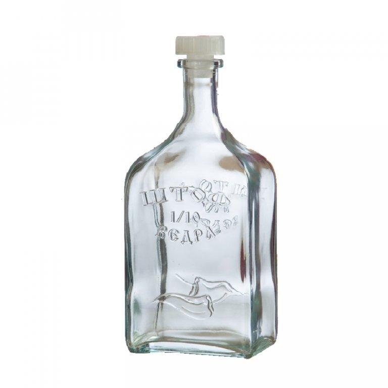"Бутылка ""ШТОФ"" 1, 2 л"