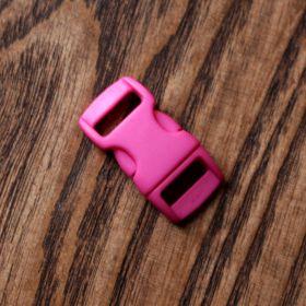 Фастекс для паракорда 10 мм (3/8) розовый
