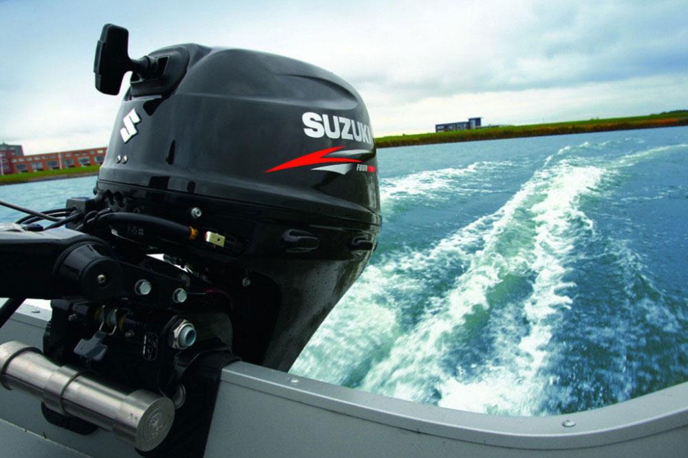 Лодочные моторы suzuki df15a df20a