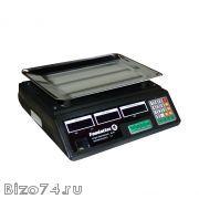 Торговые весы Foodatlas 40кг/2гр ВТ-40Т