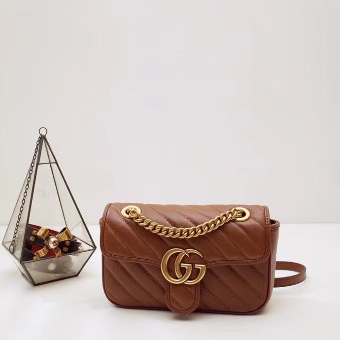 Gucci Marmont GG 22x13x6 cm