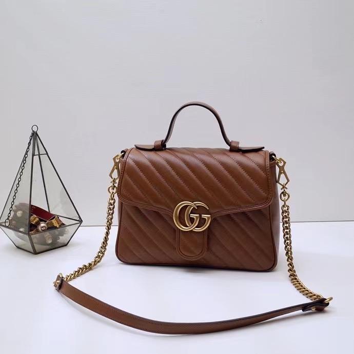 Gucci Marmont GG 26,5x19,5x11cm