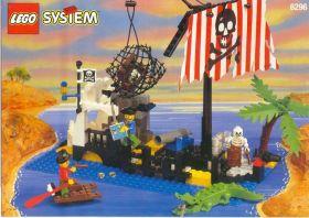 6296 Лего Остров потерпевших кораблекрушение