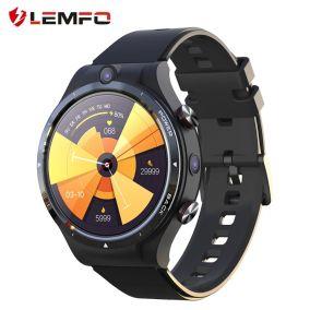 Смарт часы LEMFO LEM 15 Helio P22 128ГБ 4G LTE 900мАч