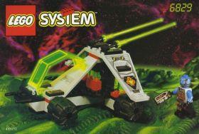 6829 Лего Скоростной планетоход