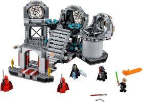 75093 Лего Последняя схватка на Звезде Смерти
