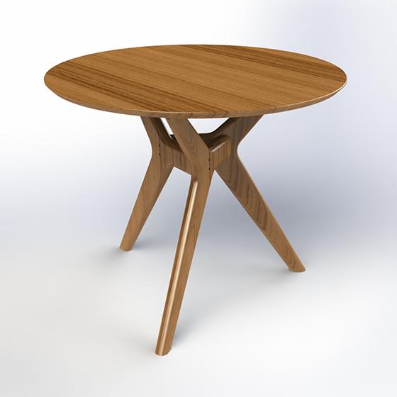 Обеденный стол Glide