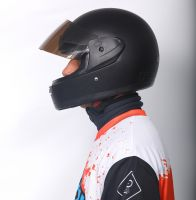 Шлем интеграл Safebet 109 Black Matt фото 5