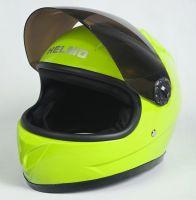 Шлем детский интеграл Helmo 02 Green фото 3