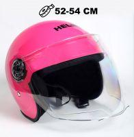 Шлем детский открытый Helmo Pink