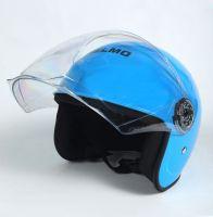 Шлем детский открытый Helmo Blue фото 3