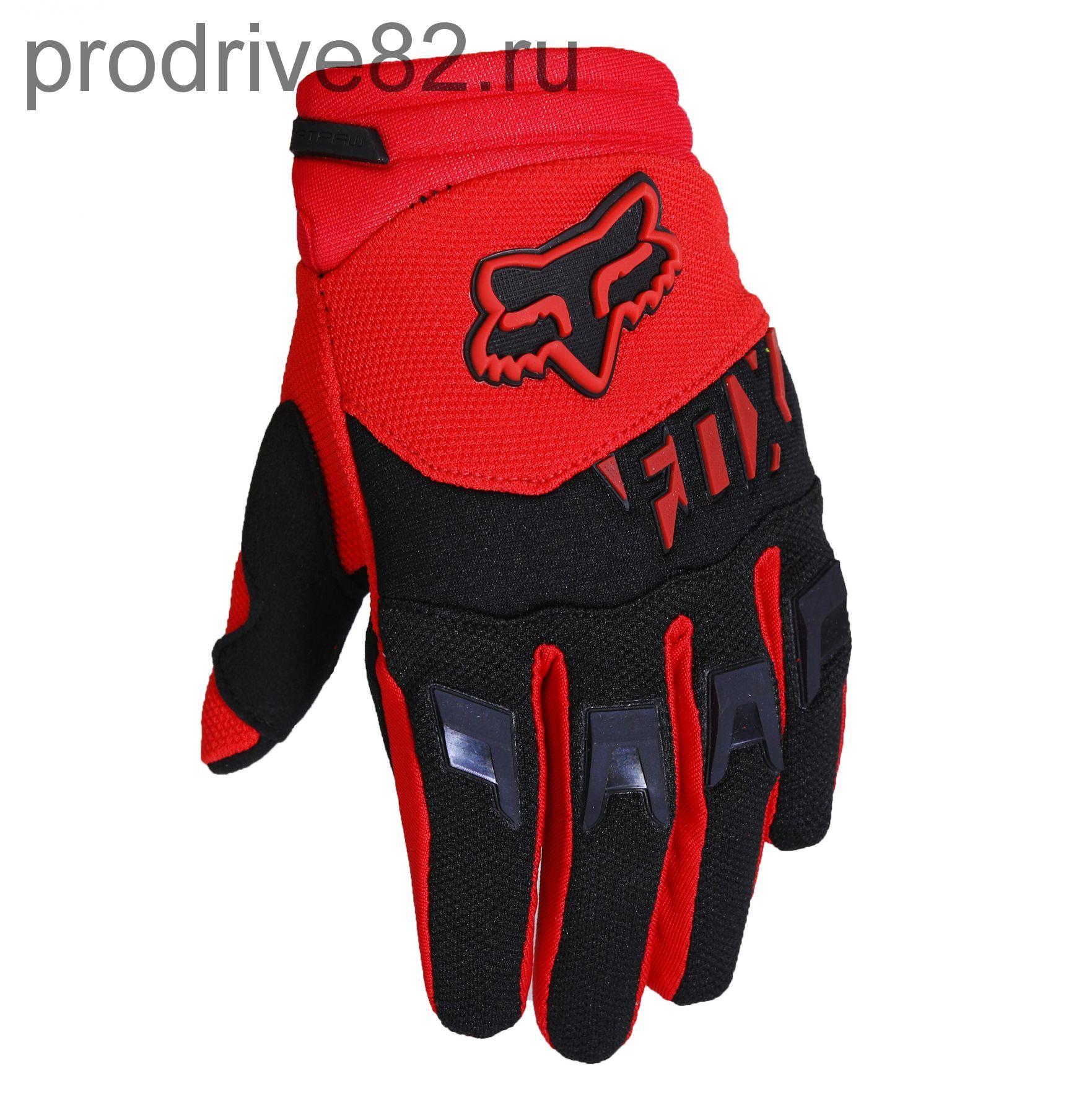 Перчатки детские Fox Dirtpaw Red
