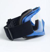 Мото очки М004 Blue фото 3