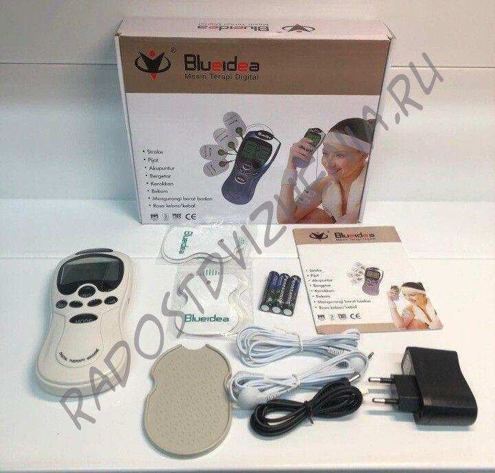 Миостимулятор для тела цифровой акупунктурный