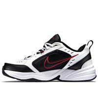 Nike Air Monarch IV White Black Red
