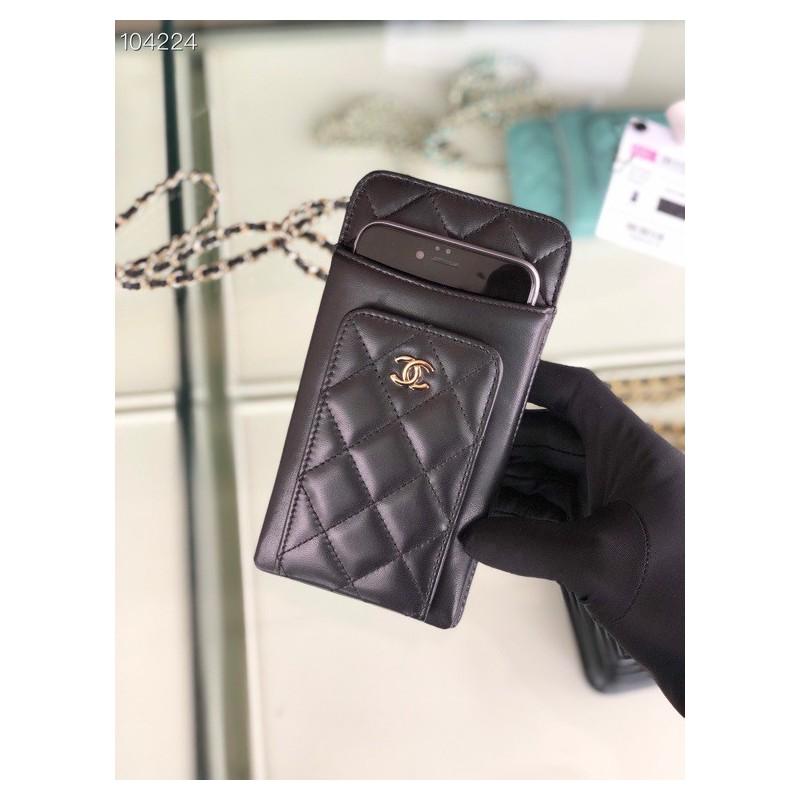 Сумка для смартфона CHANEL 18,2*3,*9 см