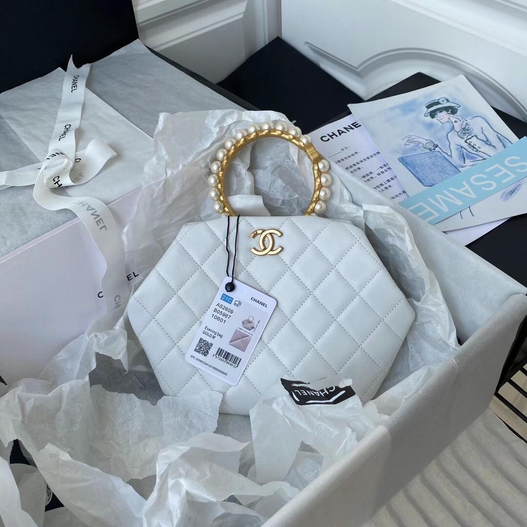 Chanel 30x25x4,5 cm