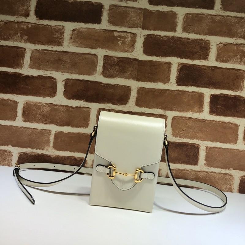 Сумка для смартфона GUCCI 11.5x17x4 cm