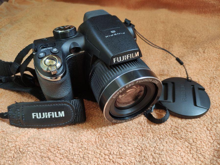 Фотоаппарат FujiFilm S4000, ZUM 30x