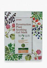 Petitfee Ressurection Plant Soothing Gel Mask 25g - Увлажняющая маска для лица