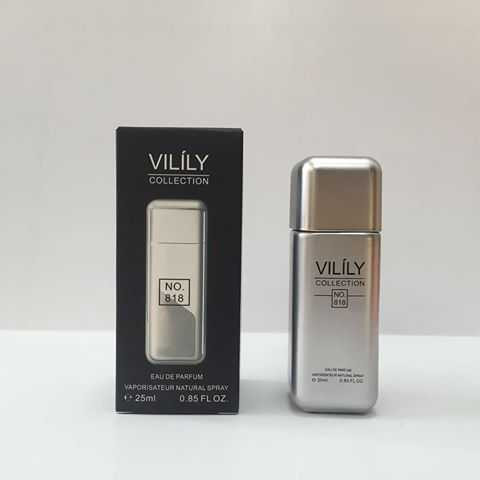 Арабские духи Vilily Collection № 818, 25 ml