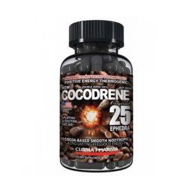 Cocodrene 25 Ephedra 90 caps (Cloma Pharma)