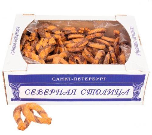 Печенье Северная Столица Княжеское с какао 2 кг