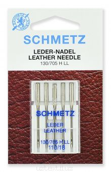 Иглы Для Кожи Schmetz 130/705H-LL №120 размер 5 шт