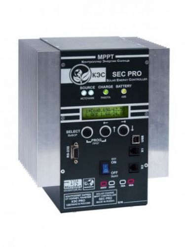 Контроллер заряда КЭС PRO 200/60